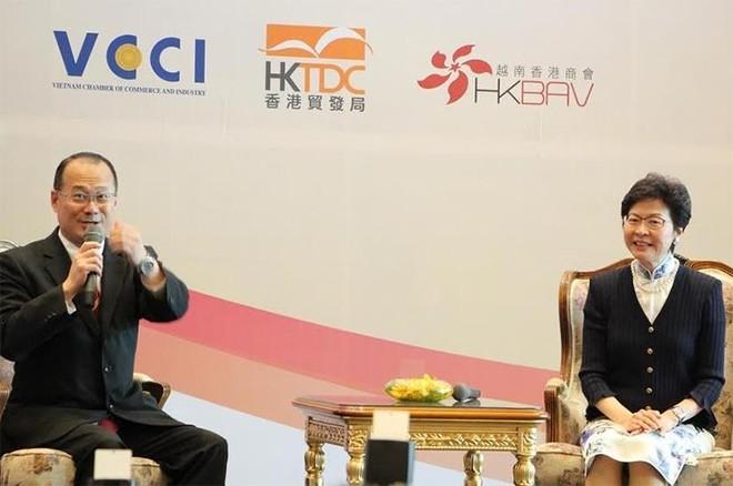 Nhiều cơ hội hợp tác giữa các doanh nghiệp Việt Nam - Hồng Kông