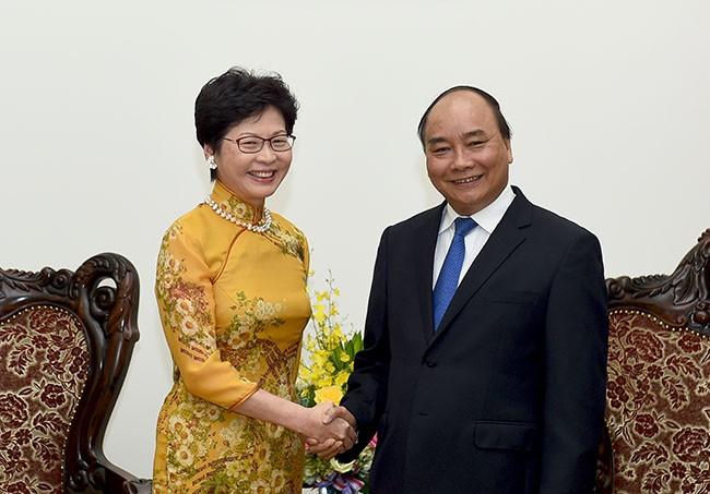 Nhiều doanh nghiệp Hongkong muốn đầu tư vào ngành dịch vụ tại Việt Nam