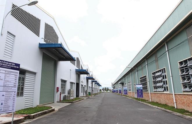 Mở lối cho bất động sản khu công nghiệp