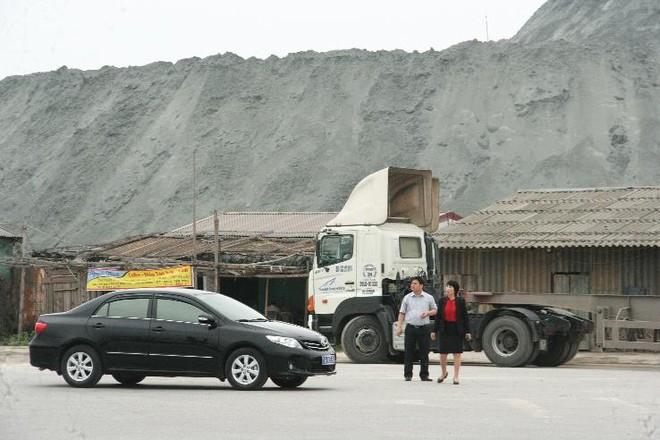 Ô nhiễm môi trường từ Nhà máy DAP Đình Vũ: Doanh nghiệp nói không, sở ngành bảo có