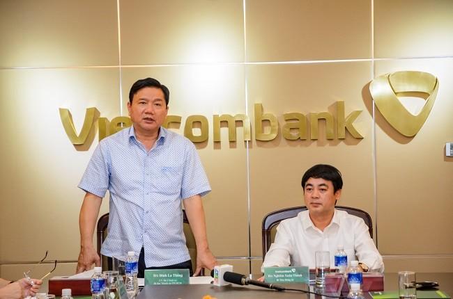 Chủ tịch Vietcombank muốn TP.HCM hỗ trợ thu hồi nợ xấu