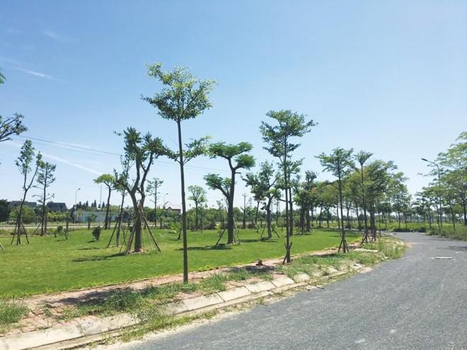 """Bất động sản khu vực Mê Linh (Hà Nội): """"Tháo chạy"""" không dễ"""