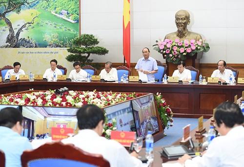 Thủ tướng Chính phủ: Kiên quyết không đánh đổi môi trường vì lợi ích trước mắt