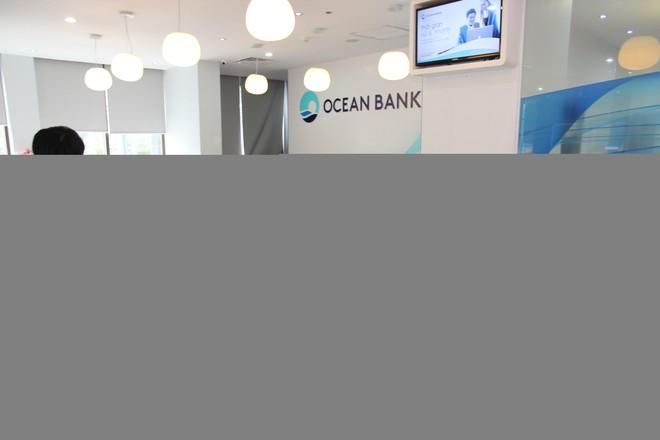 OceanBank: 6 tháng thu hồi nợ có vấn đề đạt 242 tỷ đồng