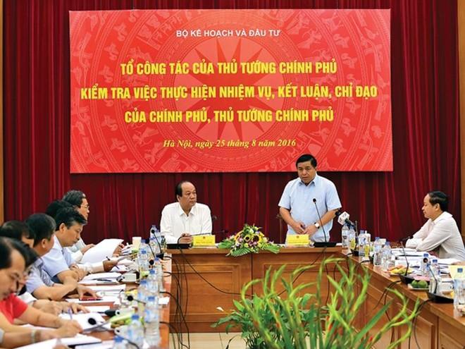 Kiểm tra việc thực hiện chỉ đạo của Chính phủ, Thủ tướng Chính phủ: Không biện minh với sự chậm trễ