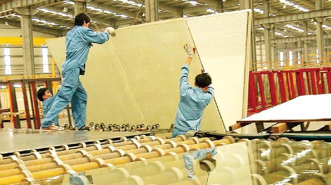 Doanh nghiệp vật liệu chưa hết mối lo mất sân nhà
