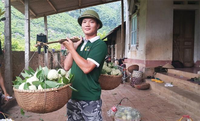 """Doanh nhân Hà Minh Đức: """"Thực phẩm sạch đang quyến rũ tôi"""""""