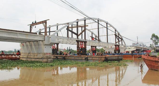 Dự án Phát triển giao thông đô thị TP. Hải Phòng quyết tâm cán đích đúng hạn
