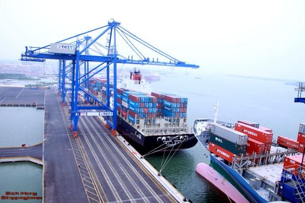 6 tháng, Cảng Sài Gòn lãi hợp nhất 68 tỷ đồng