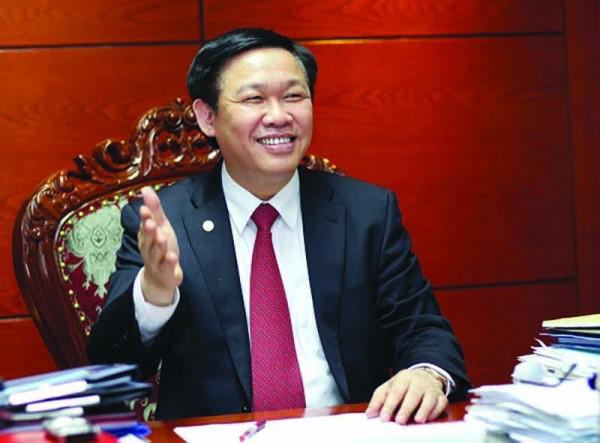 Phó Thủ tướng Vương Đình Huệ làm Trưởng Ban Chỉ đạo phòng, chống rửa tiền