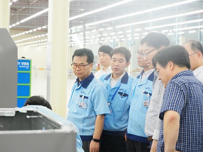 Samsung kết nối doanh nghiệp Việt với chuỗi cung ứng toàn cầu