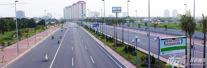 Hà Nội phê duyệt nhiệm vụ thiết kế đô thị hai bên tuyến đường vành đai 2