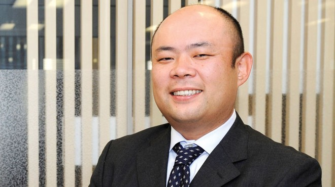 Taizo Son - tham vọng dựng nên Thung lũng Silicon của Nhật Bản