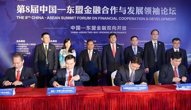 VietinBank hợp tác thanh toán biên mậu với ngân hàng Trung Quốc