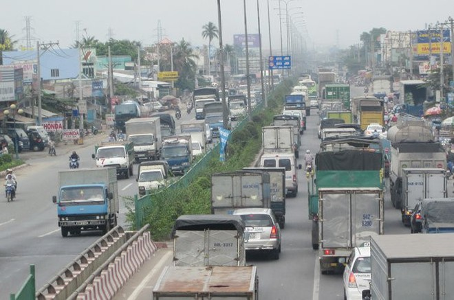 Bất động sản TP. HCM: Khu Tây Bắc kém hấp dẫn vì giao thông quá tải