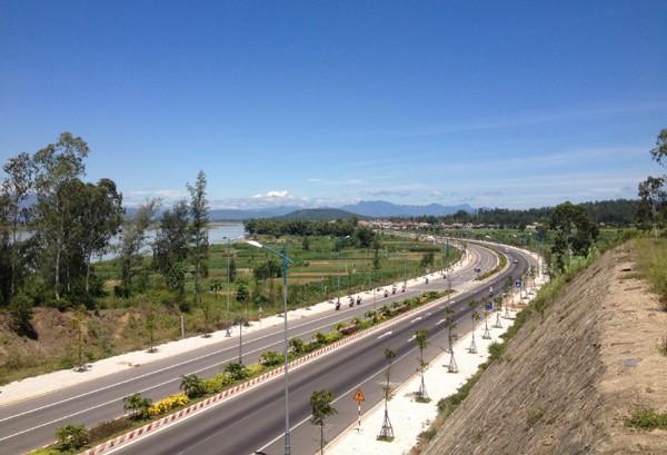 Thủ tướng Chính phủ đồng ý về nguyên tắc đầu tư dự án cầu Cửa Đại (Quảng Ngãi)