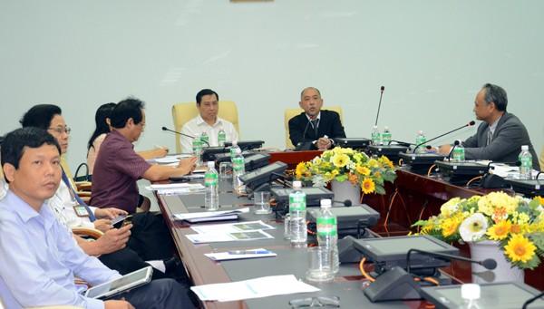 6 tháng sẽ xong nghiên cứu tiền khả thi Dự án cảng Liên Chiểu - Đà Nẵng