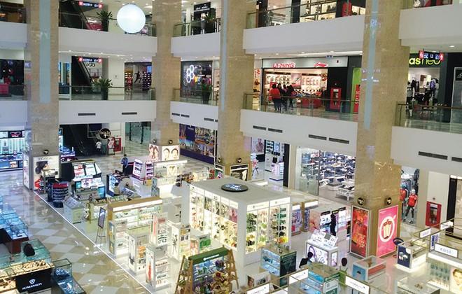 Bất động sản bán lẻ sôi động nhờ khách ngoại