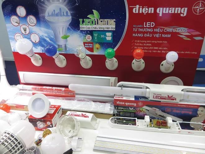 Điện Quang loay hoay với chiến lược đèn LED