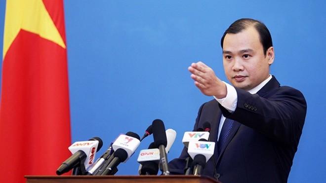 Việt Nam phản đối Trung Quốc tổ chức bầu cử tại Hoàng Sa