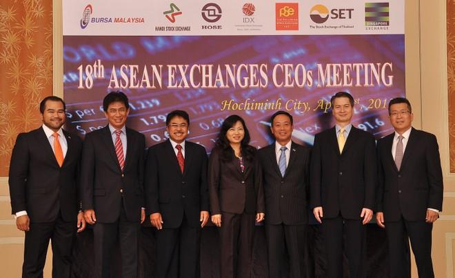 Hướng đến thị trường vốn hợp nhất trong ASEAN