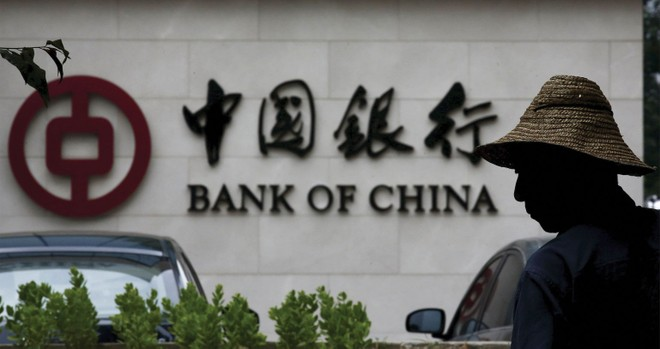 Ngân hàng Trung Quốc bất an vì các khoản nợ
