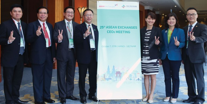 Xu thế mới trong hợp tác công ty chứng khoán ASEAN