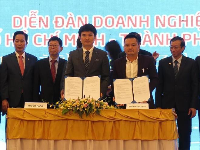 """Doanh nghiệp Việt """"se duyên"""" với 5 doanh nghiệp TP. Daegu, Hàn Quốc"""