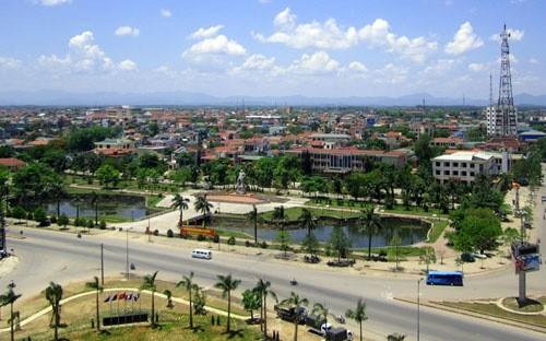 Quy hoạch Khu kinh tế Đông Nam Quảng Trị rộng 23.792 ha