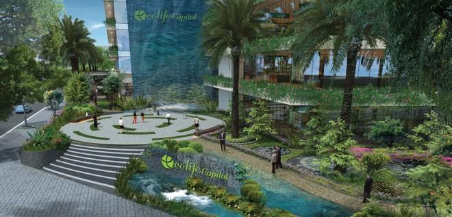 """Dự án """"xanh"""", xu thế phát triển bền vững"""