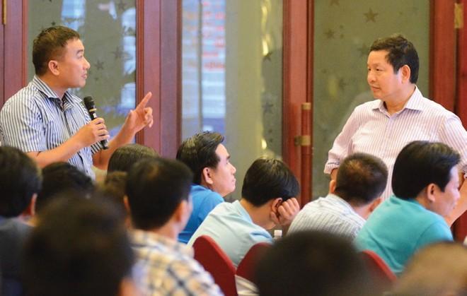 """""""Tư duy người chủ"""" với Chủ tịch FPT Trương Gia Bình"""