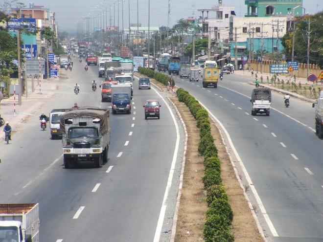 Cải tạo, nâng cấp Quốc lộ 1 đoạn qua tỉnh Ninh Bình