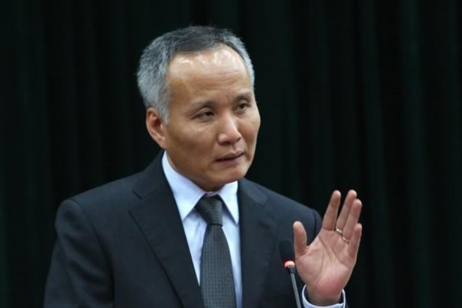Thứ trưởng Bộ Công thương Trần Quốc Khánh: Tạo không gian để bảo vệ sản xuất trong nước
