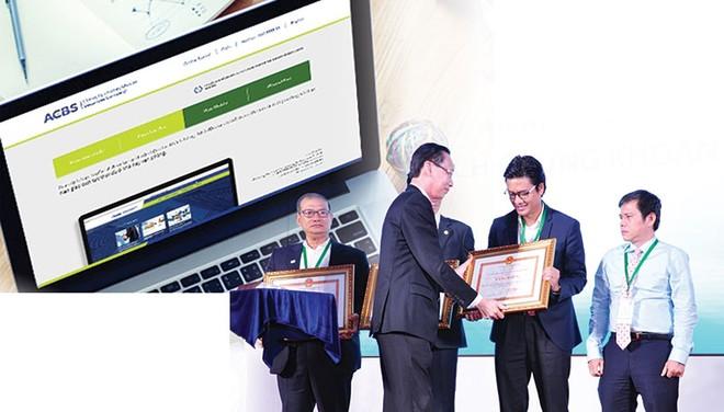 Chứng khoán ACB nâng cấp hệ thống giao dịch