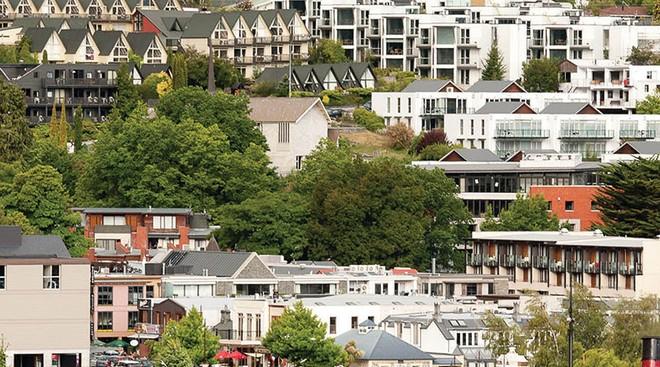 Giới siêu giàu châu Á đẩy giá nhà New Zealand tăng cao