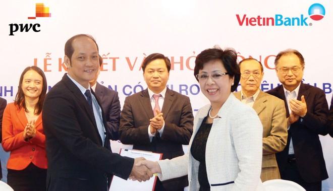 Quản trị rủi ro VietinBank hướng tới chuẩn mực quốc tế