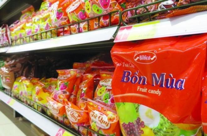 Bibica dự kiến tung 1.800 tấn bánh kẹo dịp Tết 2017