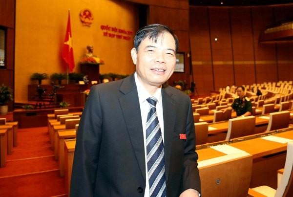 Bộ trưởng Bộ Nông nghiệp và Phát triển nông thôn xin quản lý phân bón về một mối