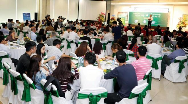 Các dự án bất động sản hút khách tại Vietbuild Hà Nội 2016 lần thứ 3