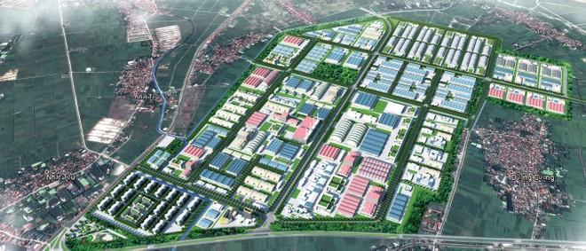 Tìm cơ hội với bất động sản khu công nghiệp tại Hà Nam