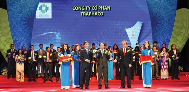 Traphaco tiến tới vị thế công ty dược số 1 Việt Nam