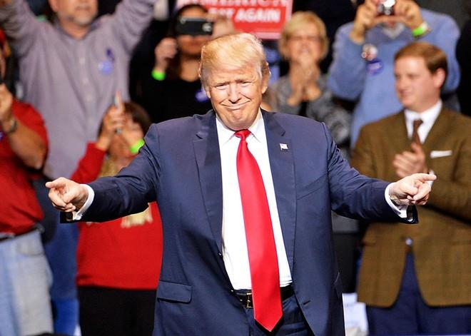 Donald Trump chính thức được chọn làm Tổng thống Mỹ