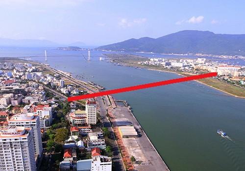 """Đà Nẵng """"chốt"""" phương án đầu tư 4.700 tỷ đồng làm hầm qua sông Hàn"""