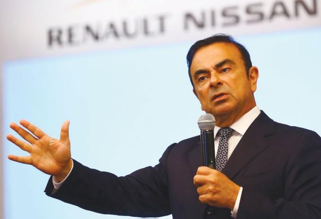 CEO Nissan và tham vọng với dòng ô tô tự lái