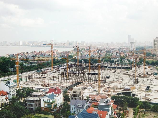 Lotte bỏ ít nhất 300 triệu USD vào Ciputra Hanoi Mall, trung tâm thương mại lớn nhất Hà Nội