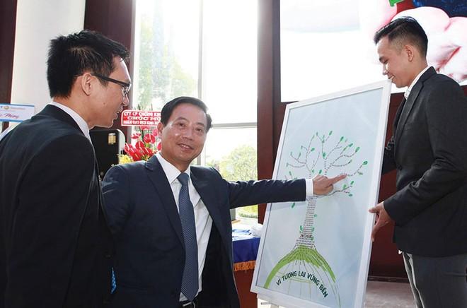 Khai Xuân Đinh Dậu: HOSE kêu gọi chung tay phát triển bền vững