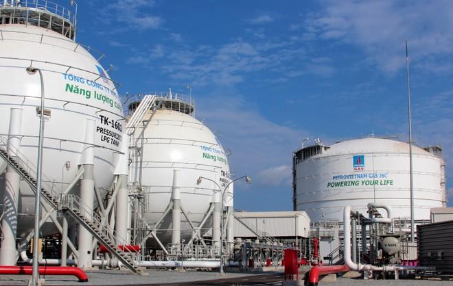 GAS đạt 1.476 tỷ đồng lợi nhuận trong quý I