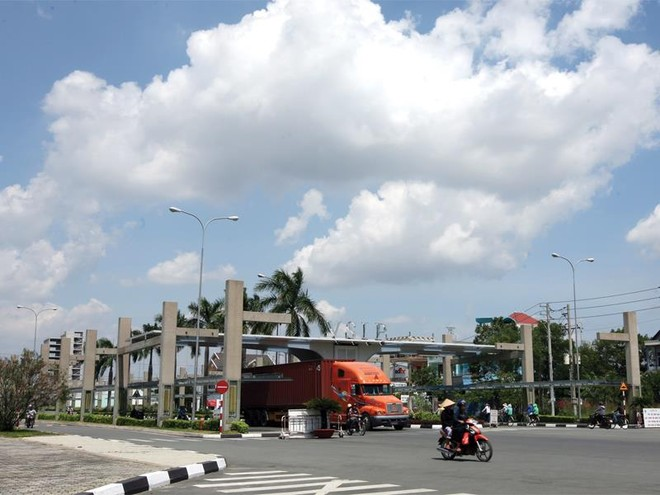 FDI với khu kinh tế và khu công nghiệp