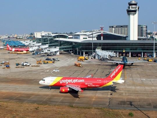 Vietstar Air chưa thể cất cánh vì phải đợi hạ tầng sân bay Tân Sơn Nhất hoàn thiện