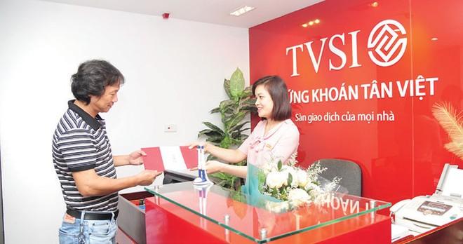 TVSI: Lãi suất margin 8,99%/năm